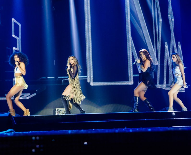 Little Mix Jingle Bell Ball 2015