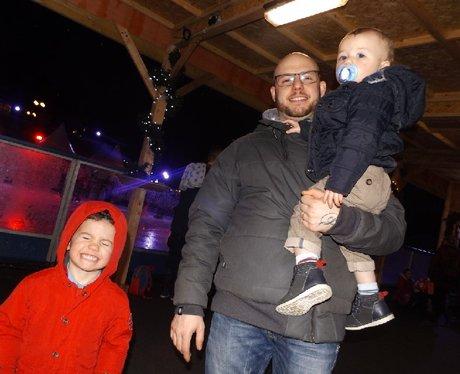 Celtic Manor Christmas Kingdom - 10.12.2015