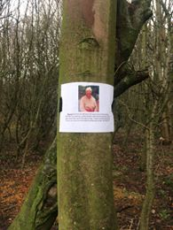 Sally Allan missing Ponteland Dec 2015