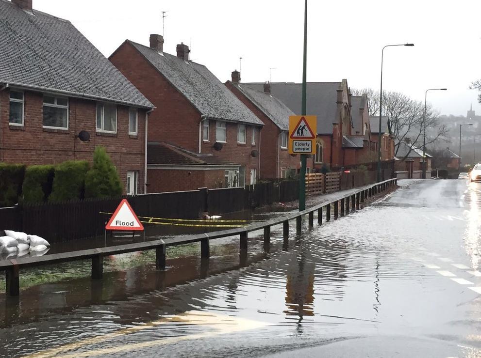 North East Flooding Latest Capital North East
