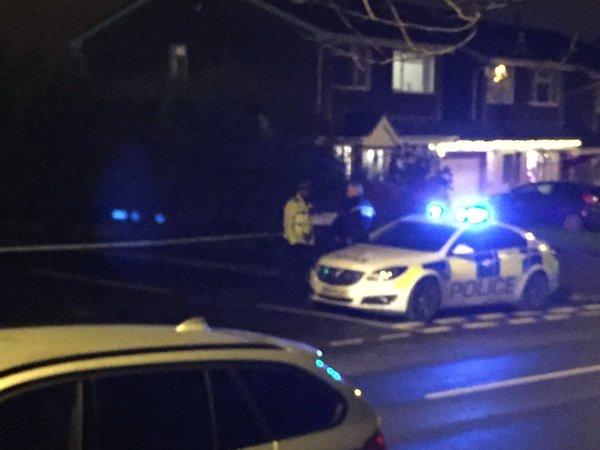 Wolverhampton explosion