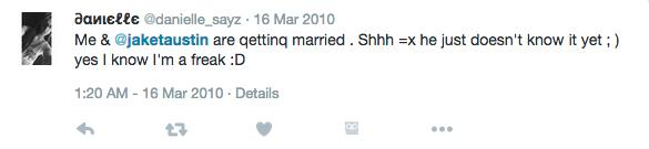 Daniella Ceasar Fifth Tweet