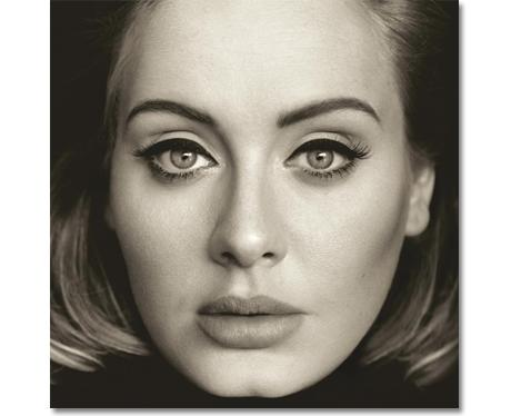 Adele 1st Instagram
