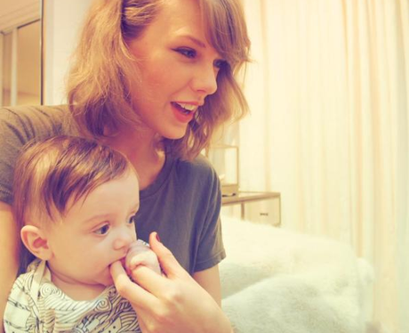 Getting broody Taylor?