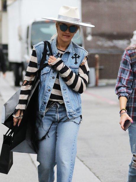 Rita Ora in Beverly Hills