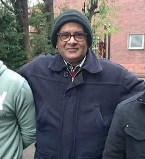 businessman Akhtar Javeed