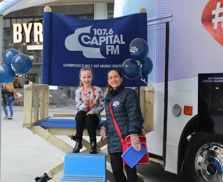 Capital Glam Bus 05/02/2016