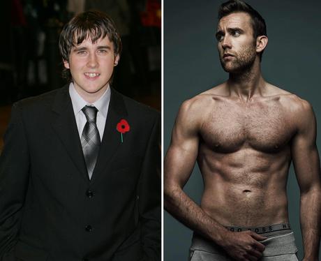 Matthew Lewis Body Transformation
