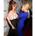 Image 2: Ellie Goulding and Lana Del Ray at Pre Grammys Gal