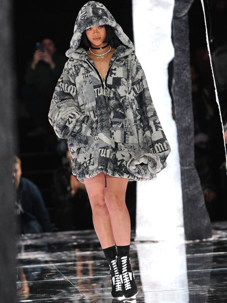 puma rihanna new york fashion week
