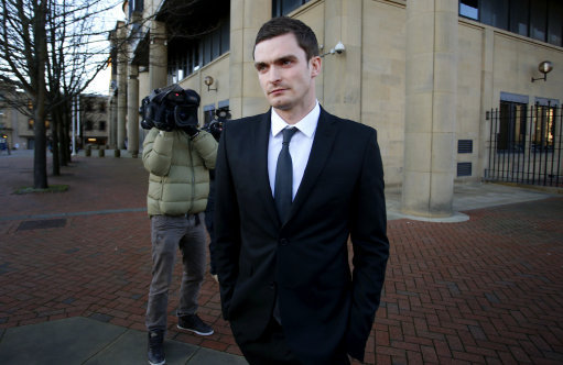 Adam Johnson Trial