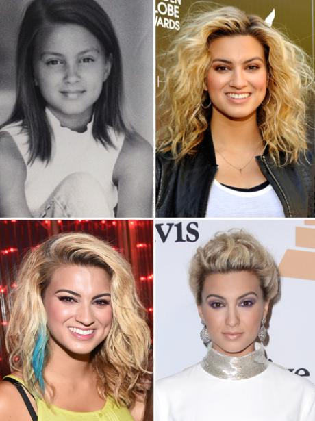 Tori Kelly Hair Transformations