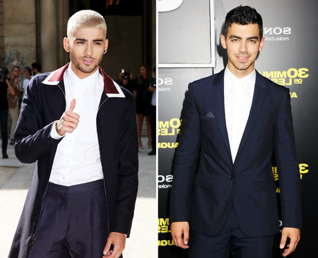 ZAYN Vs. Joe Jonas: Fashion Face-Off
