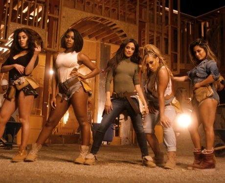 Fifth Harmony Work From Home Music Video