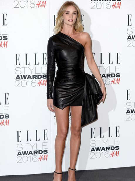 Rosie Huntington Whiteley Elle Style Awards 2016