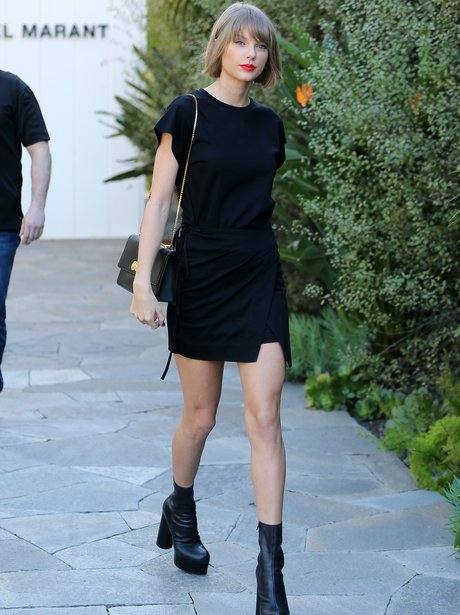 Taylor Swift in Beverly Hills