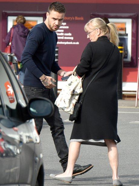 Liam Payne and Karen