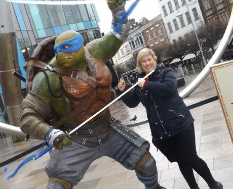 Turtle Hunt UK - Cardiff
