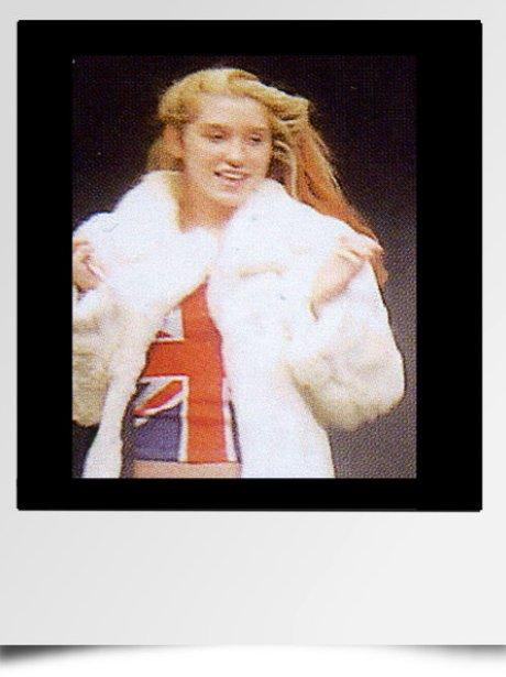 Kesha Throwback Polaroid