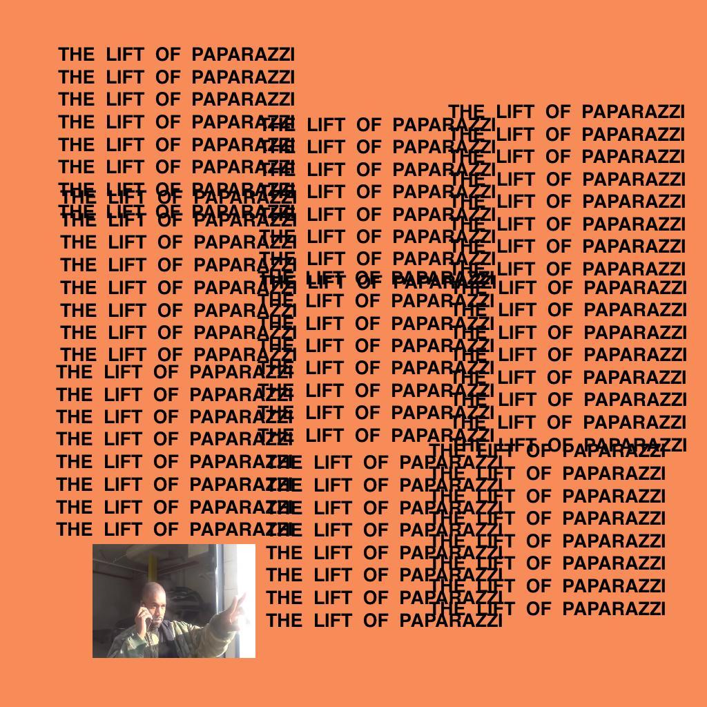 The Life of Pablo Kanye West Album