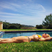 Image 3: Britney Spears sunbathing in a yellow bikini