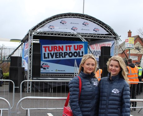 The Street Stars were at the Grand National Openin