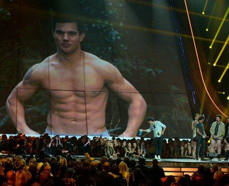 Taylor Lautner Body Transformation