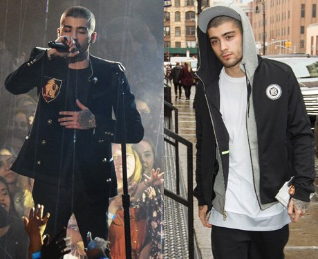 Zayn Malik suit and casual feature