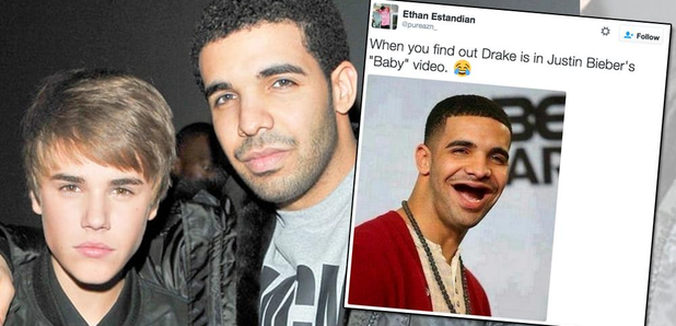 People Are Only Just Realising That *Actual* Drake Was In ...