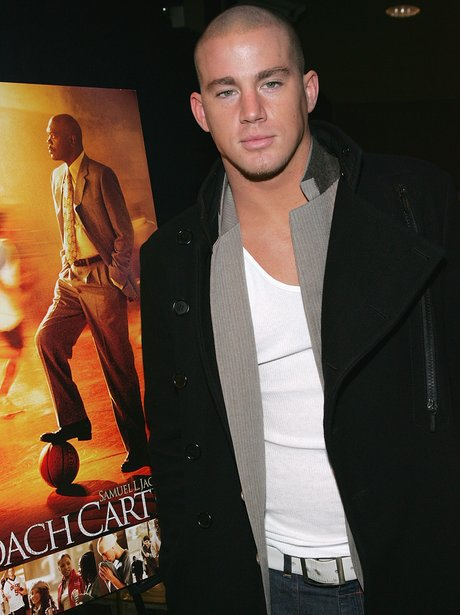 Channing Tatum Body Transformation