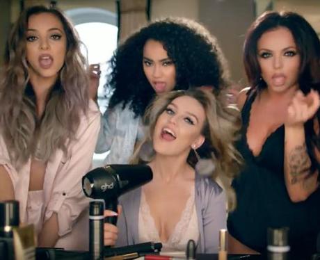 Little Mix Hair Music Video