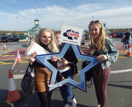 Meadowhall Student Night April 2016