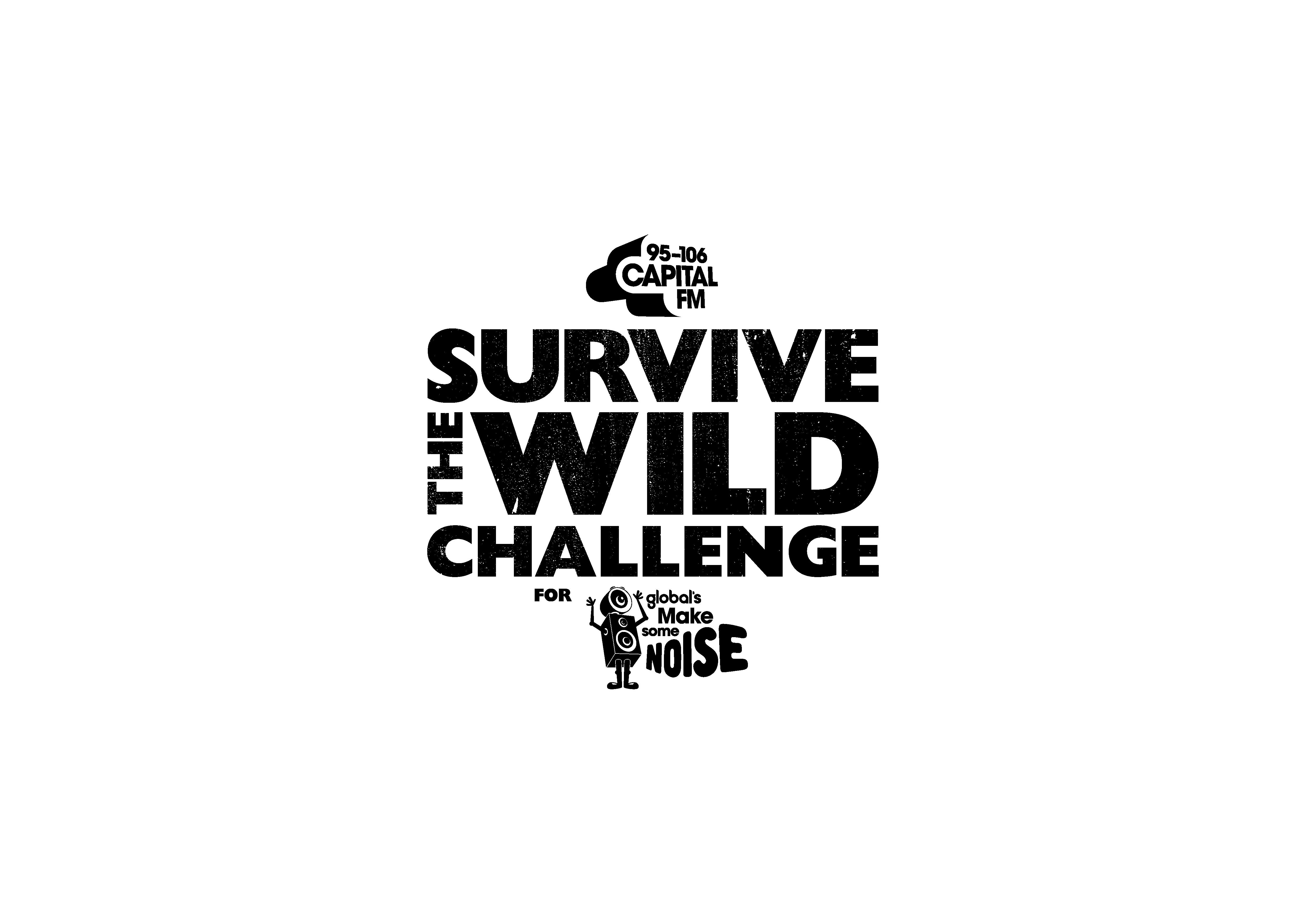 Capital's Survive The Wild Challenge GMSN