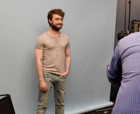 2015: WOAH. HI FACIAL ... Daniel Radcliffe Instagram