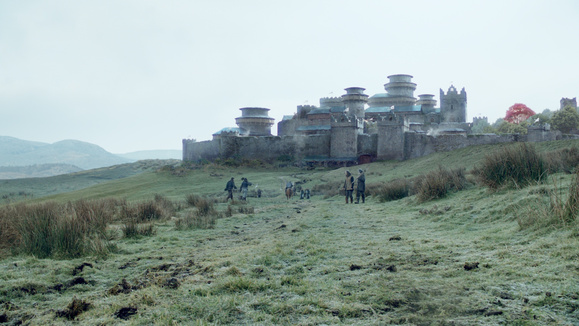 Winterfell Castle Game of Thrones