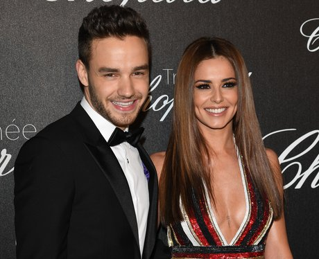 Cheryl shows off new tattoo on the red carpet at C