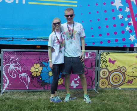Color Obstacle Rush Liverpool (Part 2)