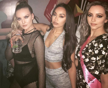 Little Mix party in Japan