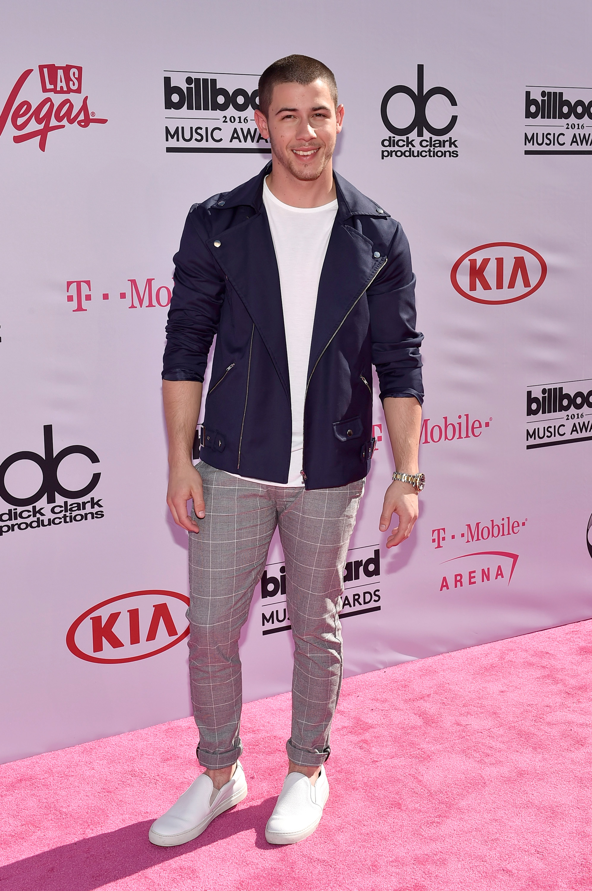 Nick Jonas Billboard Music Awards 2016