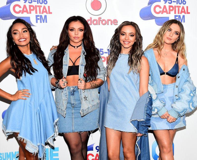 Little Mix Summertime Ball 2016 Red Carpet
