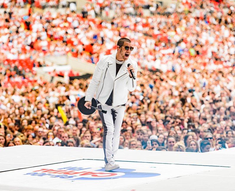Nick Jonas at the Summertime Ball 2016