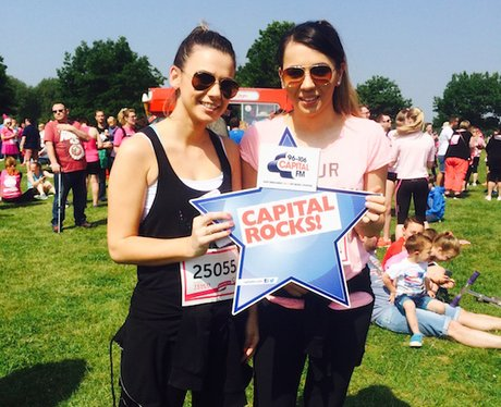 Race For Life Nottingham - Part Two!