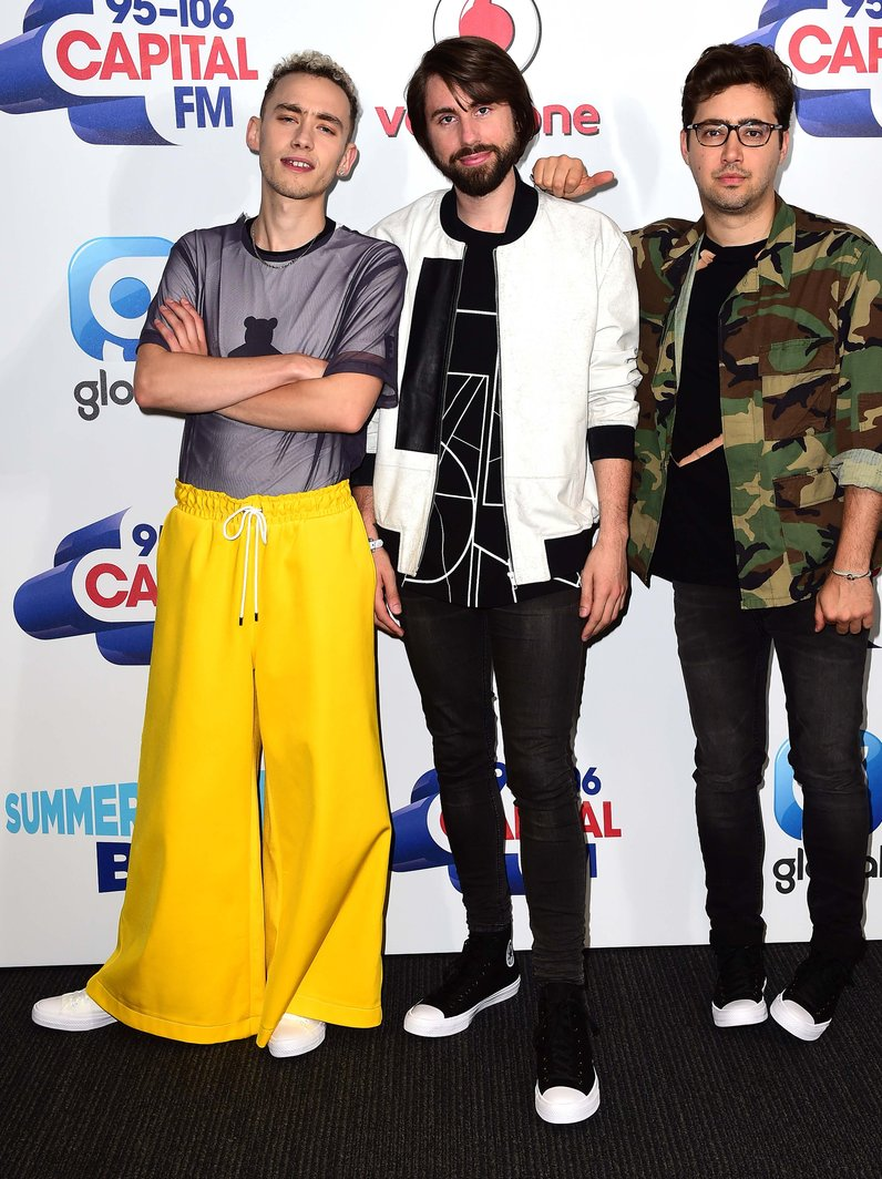 Years & Years Summertime Ball 2016 Red Carpet