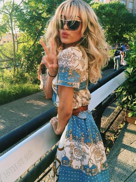 Fashion Moments 24th June Hailey Baldwin