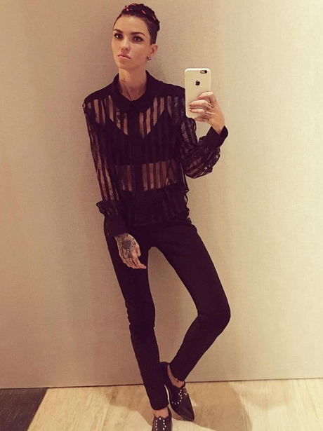 Fashion Moments Ruby Rose