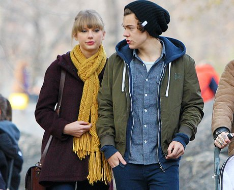 Taylor Swift and Harry Styles in 2012