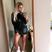 Image 6: Louisa Johnson slays in short skirt