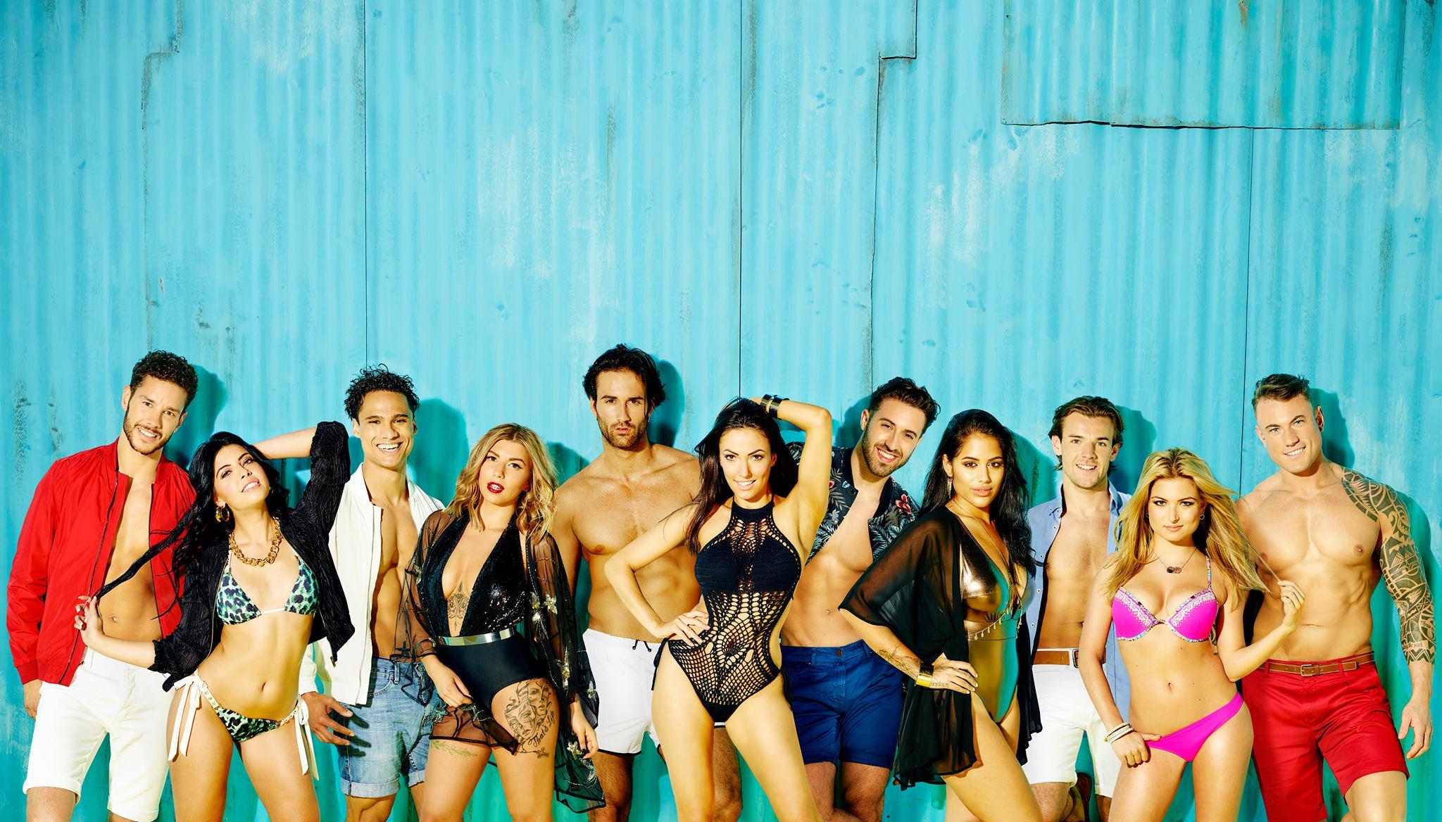 Love Island cast 2016