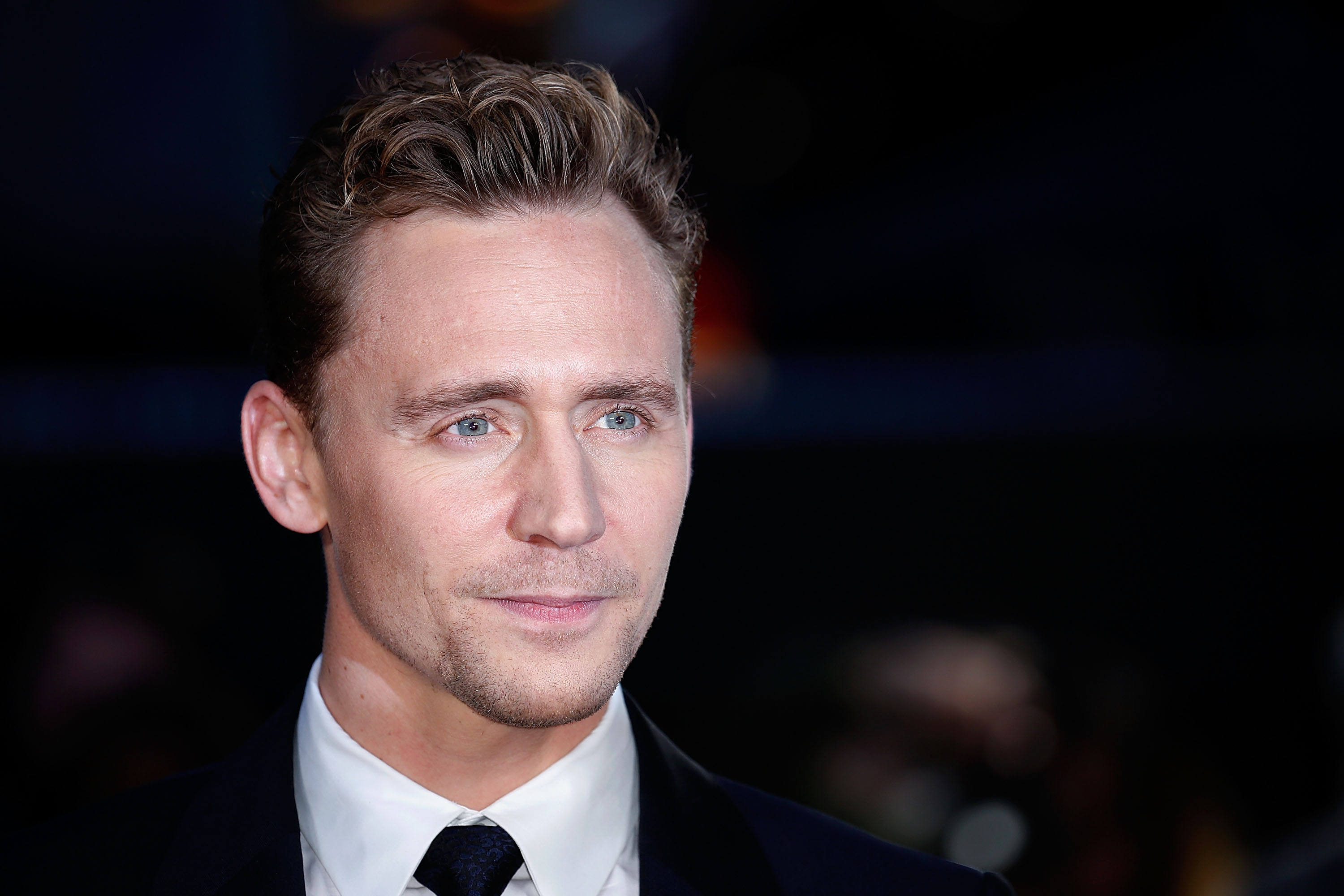 Tom Hiddleston 'High-Rise' - Red Carpet - BFI Lond
