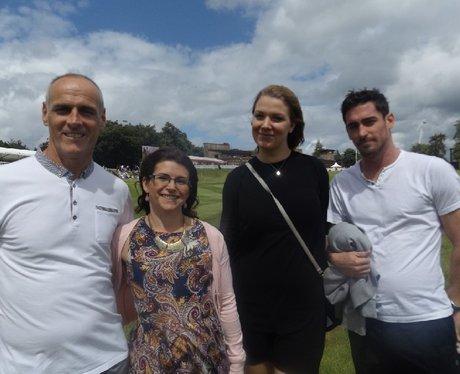 Celebrity Golf At The Celtic Manor - Sunday